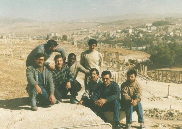 Ahmet Davutoğlu'nu böyle görmediniz 4