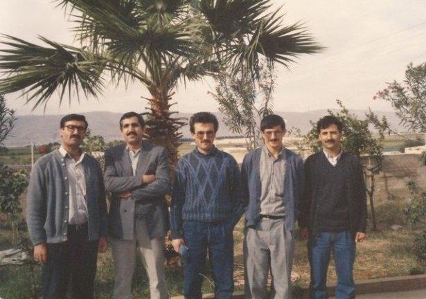 Ahmet Davutoğlu'nu böyle görmediniz 9