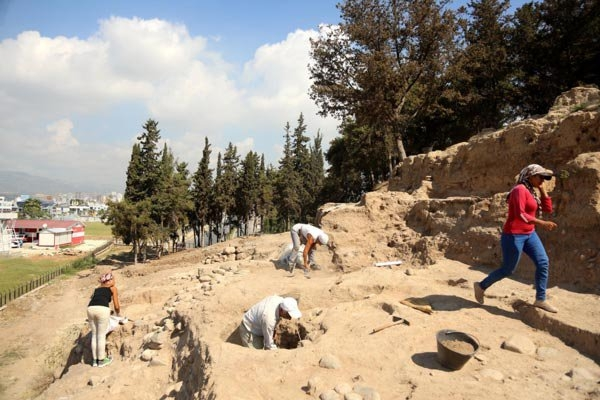 6500 yıllık saray bulundu 3