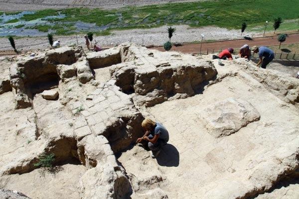 6500 yıllık saray bulundu 7