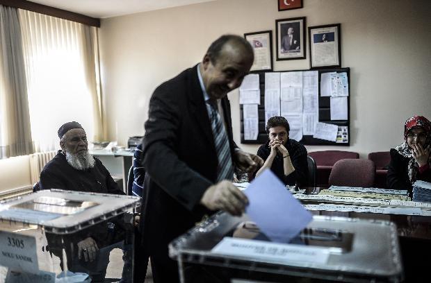 Yabancı ajansların gözünden 30 Mart seçimleri 1