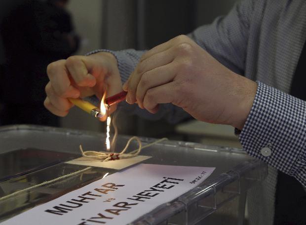 Yabancı ajansların gözünden 30 Mart seçimleri 12