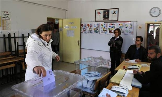 Yabancı ajansların gözünden 30 Mart seçimleri 15