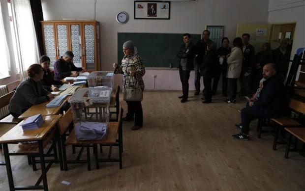 Yabancı ajansların gözünden 30 Mart seçimleri 16