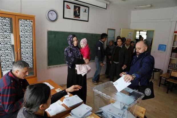 Yabancı ajansların gözünden 30 Mart seçimleri 17