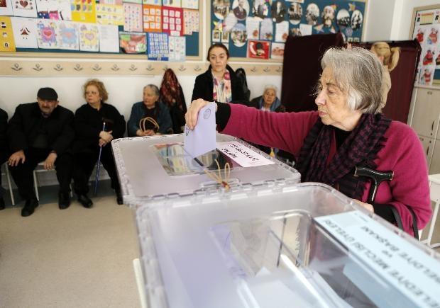Yabancı ajansların gözünden 30 Mart seçimleri 30