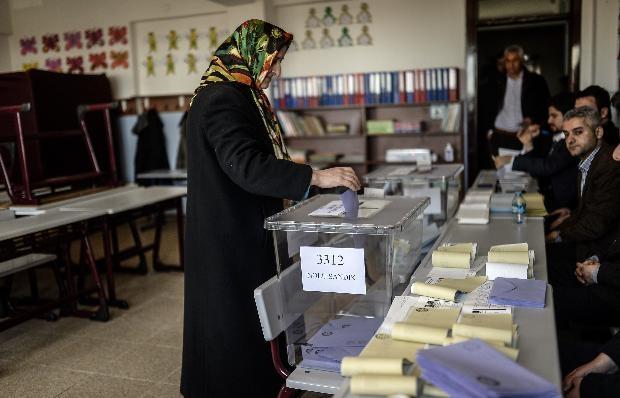 Yabancı ajansların gözünden 30 Mart seçimleri 6