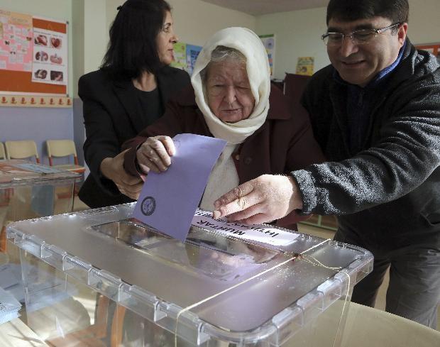 Yabancı ajansların gözünden 30 Mart seçimleri 9