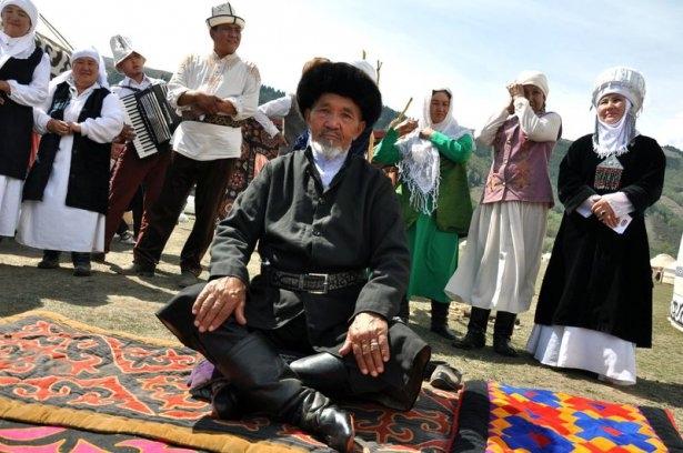 Kırgızların zengin göçebe kültürü 1
