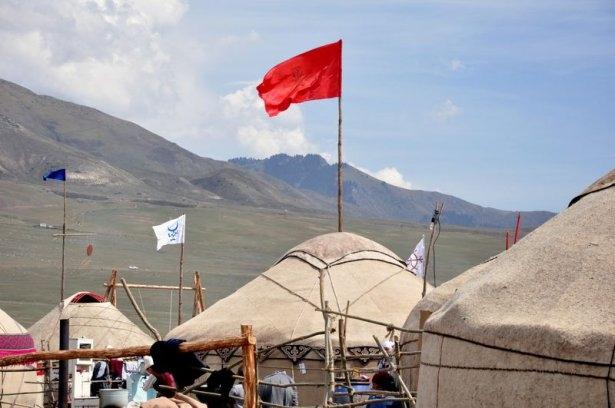 Kırgızların zengin göçebe kültürü 10