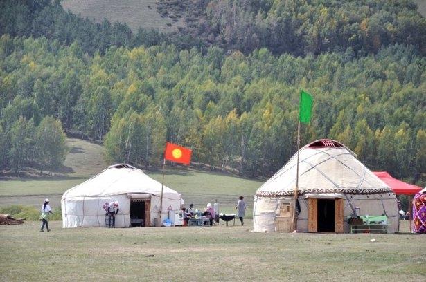 Kırgızların zengin göçebe kültürü 11