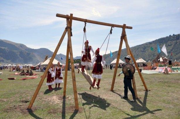 Kırgızların zengin göçebe kültürü 12
