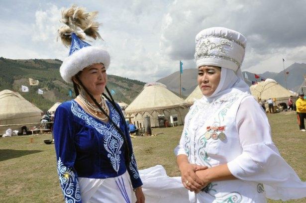 Kırgızların zengin göçebe kültürü 13