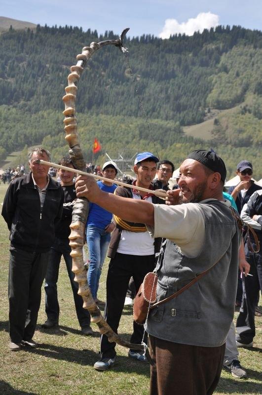 Kırgızların zengin göçebe kültürü 16