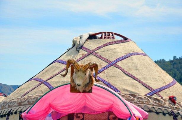 Kırgızların zengin göçebe kültürü 17