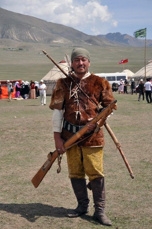 Kırgızların zengin göçebe kültürü 21