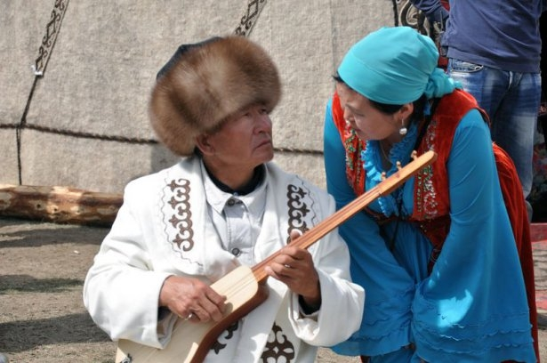 Kırgızların zengin göçebe kültürü 22