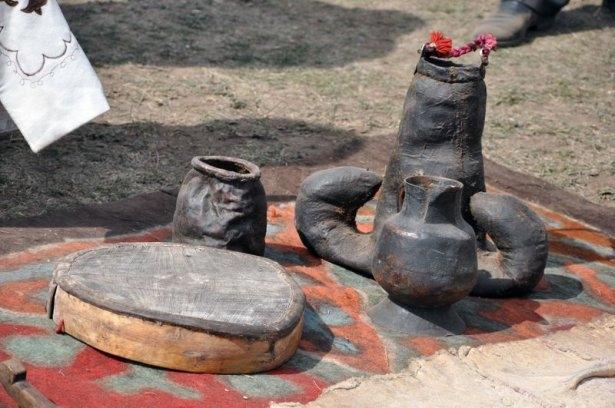 Kırgızların zengin göçebe kültürü 23