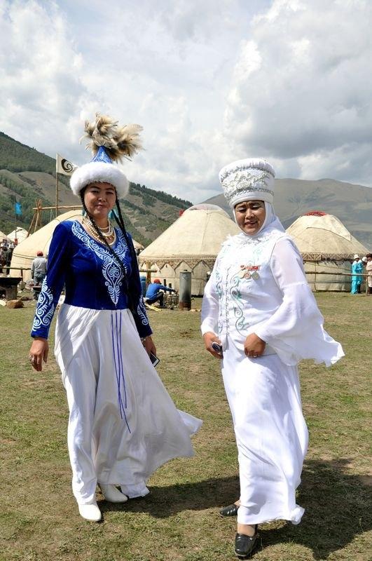 Kırgızların zengin göçebe kültürü 25