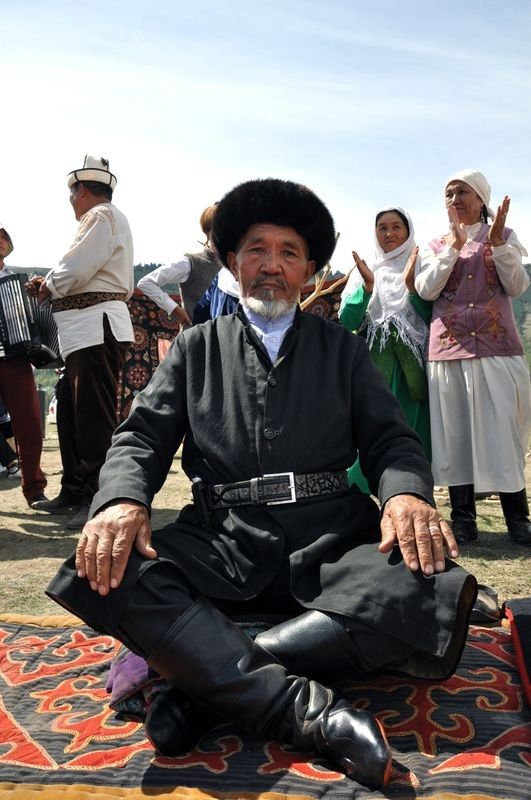 Kırgızların zengin göçebe kültürü 26