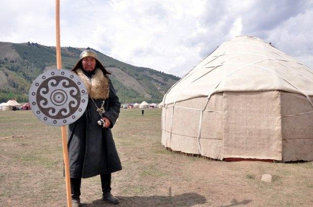 Kırgızların zengin göçebe kültürü 28