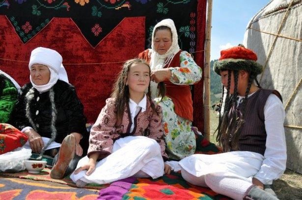 Kırgızların zengin göçebe kültürü 29