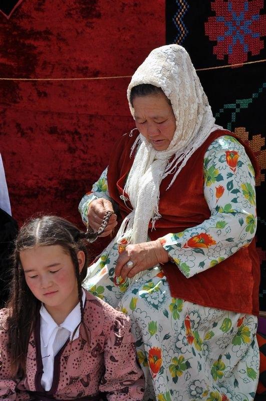 Kırgızların zengin göçebe kültürü 3