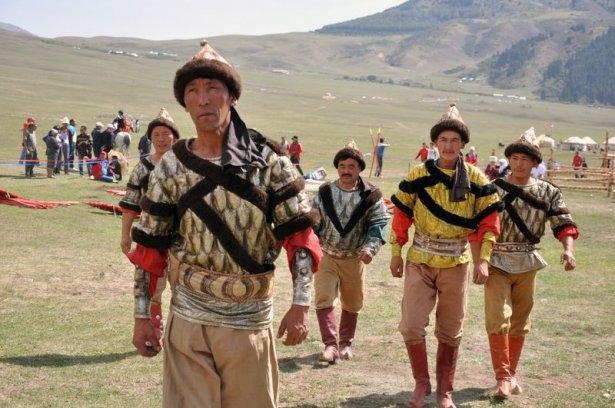 Kırgızların zengin göçebe kültürü 30