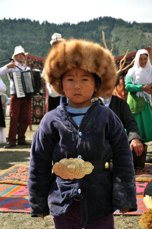 Kırgızların zengin göçebe kültürü 31