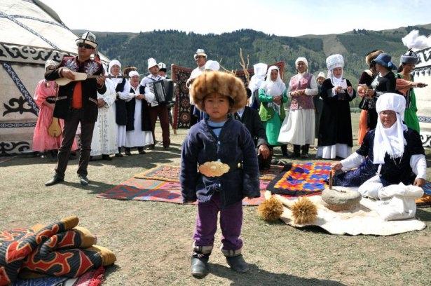 Kırgızların zengin göçebe kültürü 32