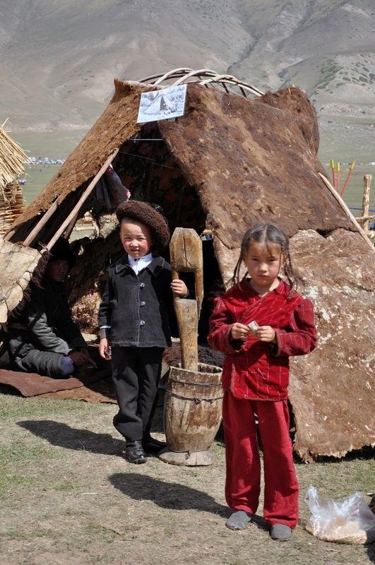 Kırgızların zengin göçebe kültürü 33