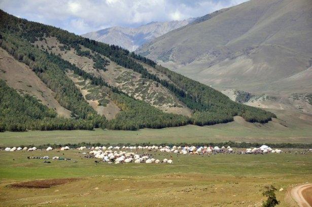 Kırgızların zengin göçebe kültürü 4