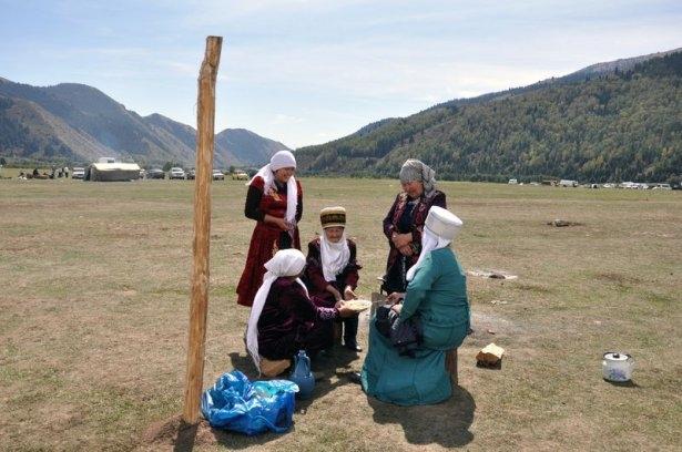 Kırgızların zengin göçebe kültürü 6