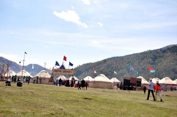 Kırgızların zengin göçebe kültürü 9
