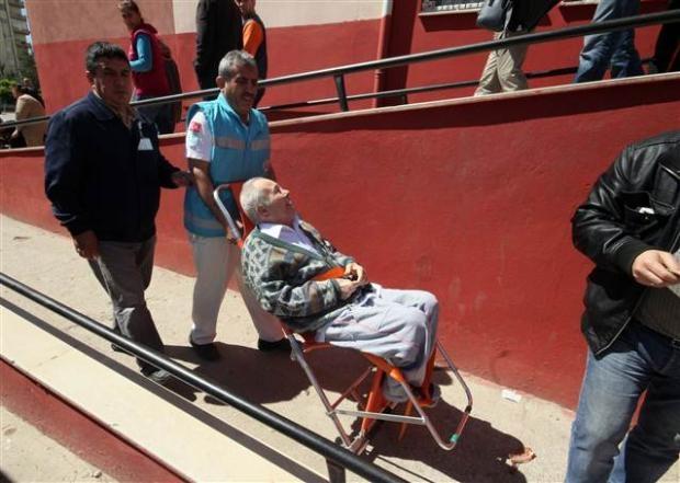 Engelli ve yaşlı vatandaşların oy çilesi 19