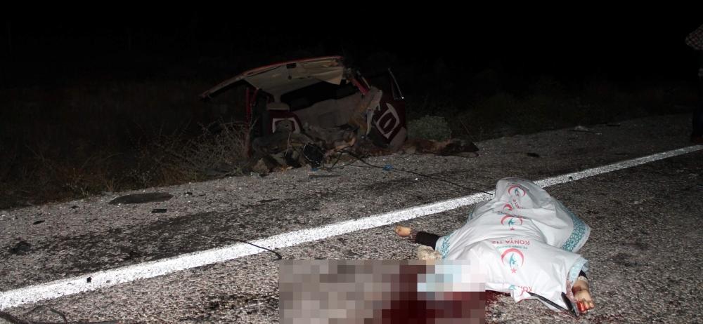 Feci kazada ölü sayısı 3 13