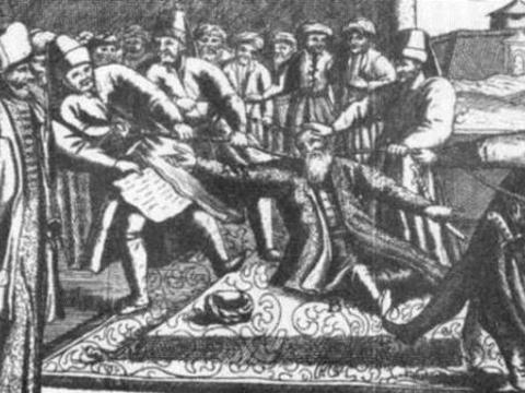 Osmanlı'da ses getiren infazlar 34