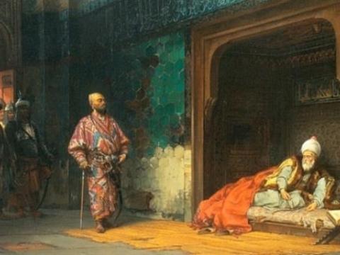 Osmanlı'da ses getiren infazlar 4