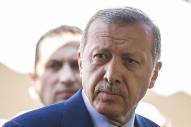 Cenazesine Erdoğan da katıldı 14