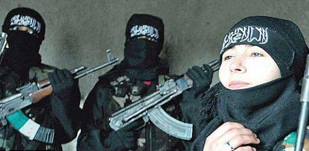'Cihat'a giden kızlardan kötü haber 4