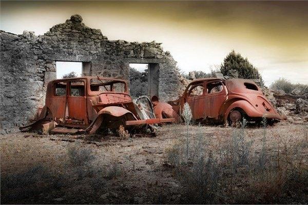 Terk edilmiş hayalet yerler 4