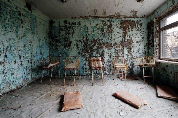 Terk edilmiş hayalet yerler 6