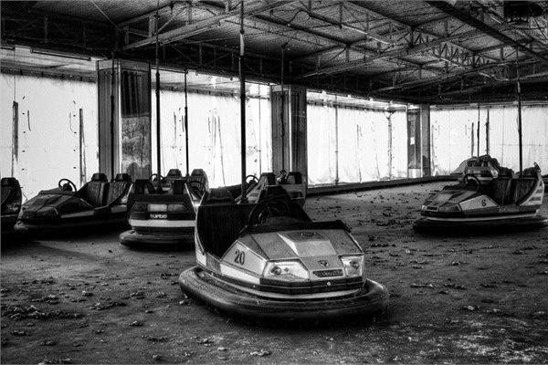Terk edilmiş hayalet yerler 7