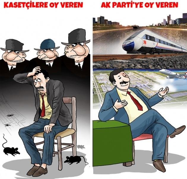 Seçim sonrası güldüren karikatürler 11