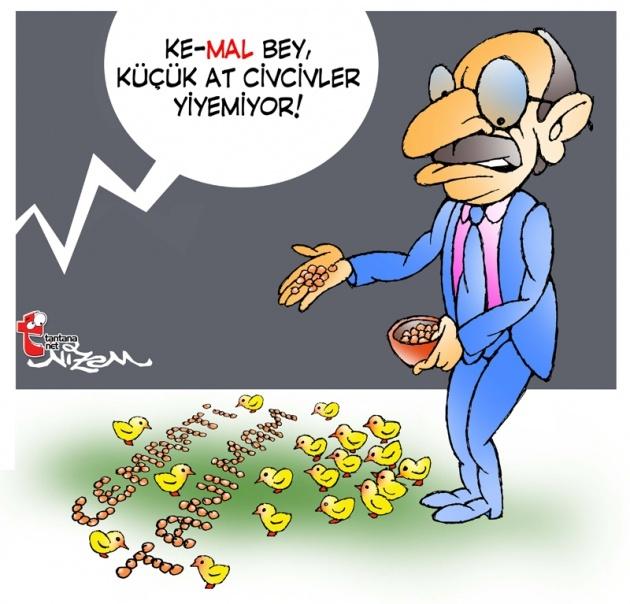 Seçim sonrası güldüren karikatürler 12