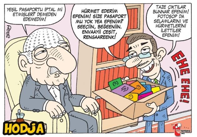 Seçim sonrası güldüren karikatürler 13