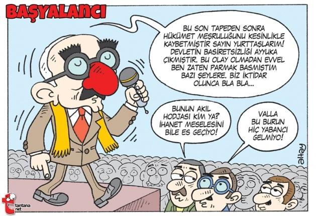 Seçim sonrası güldüren karikatürler 14