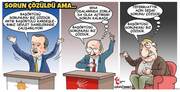 Seçim sonrası güldüren karikatürler 15