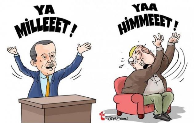 Seçim sonrası güldüren karikatürler 16