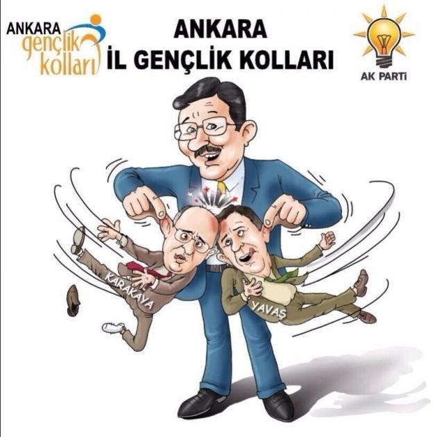 Seçim sonrası güldüren karikatürler 2